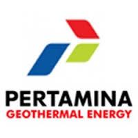 Logo PT Pertamina Geothermal Energy