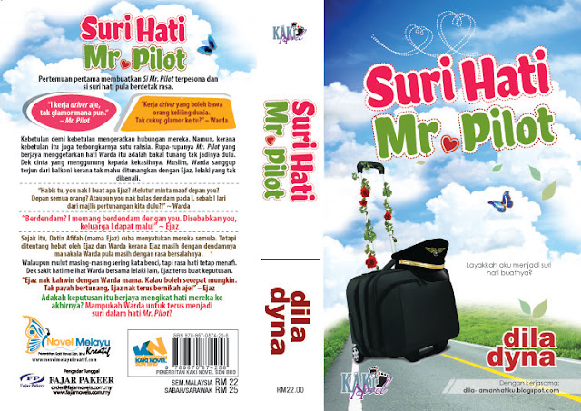 baca novel suri hati mr pilot online