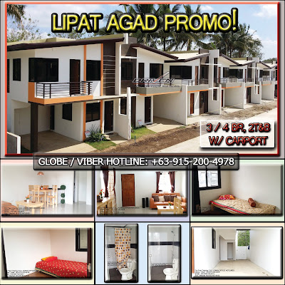#RushSale ● #Batangas4BedroomsHousing ● Call Tripping Hotline: Globe / Viber: +63-915-200-4978 ● #LipatAgad this 2nd Quarter 2017 (LAST UNIT) ● 3 or 4 Bedrooms ● 2 T&B ● #CompleteFinished w/ Car Garage ● 10K Reservation Fee along with Copy: 2 Valid ID & Payslip or Job Contact ● Near Tambo / Ibaan Exit (via CALABARZON) ● #Like & #Share us on Facebook!