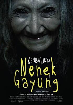 Poster Film Kembalinya Nenek Gayung
