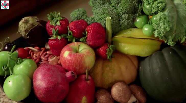 Nutrient-packed foods