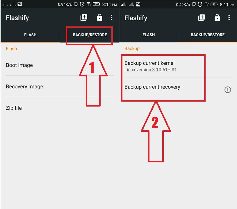 Flashify Mod Apk No Root