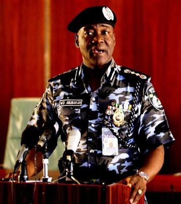 igp abubakar vows to dismiss corrupt nigerian policemen