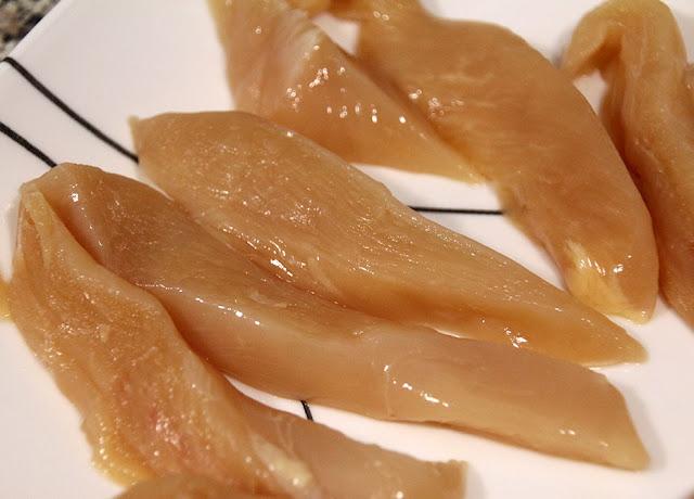 Crispy Baked Chicken Strips