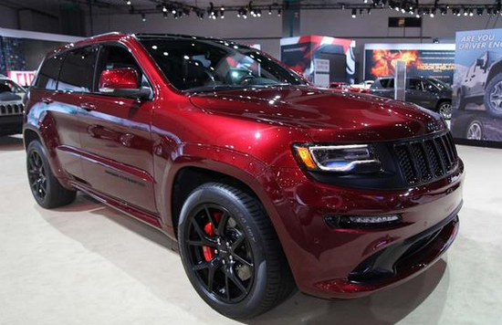 2019 Jeep Grand Cherokee, Wagoneer