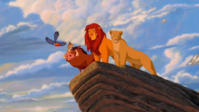 The Lion King Hollywood Animation