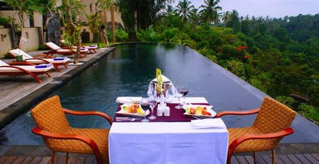 Bulan Madu Romantis di Ubud, Bali