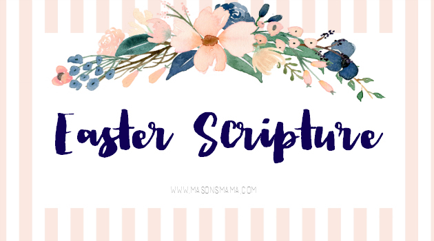 Hall Around Texas Easter Scripture Cards