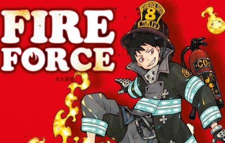 bee4bce2e2 InfoAnimation.com.br  Mangá Fire Force vai ganhar anime