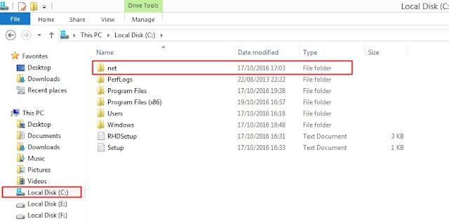 Cara Install Net Framework 3.5 Windows 8/8.1 Secara Offline