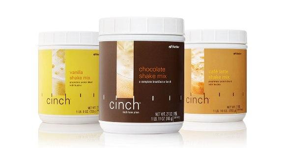 cinch shaklee untuk protein diet