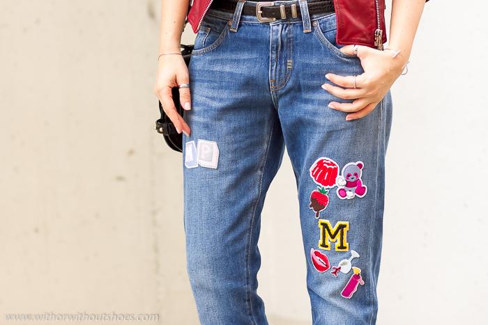tendencia novedades en pantalones vaqueros denim