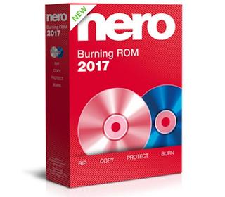Nero Burning ROM 2017 18.0.00800(Español)(Mejor Quemador de CD/DVD)