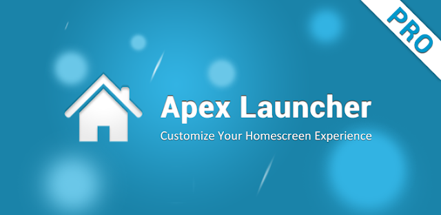 App:APEX LAUNCHER Full Version 2.0.0 APK