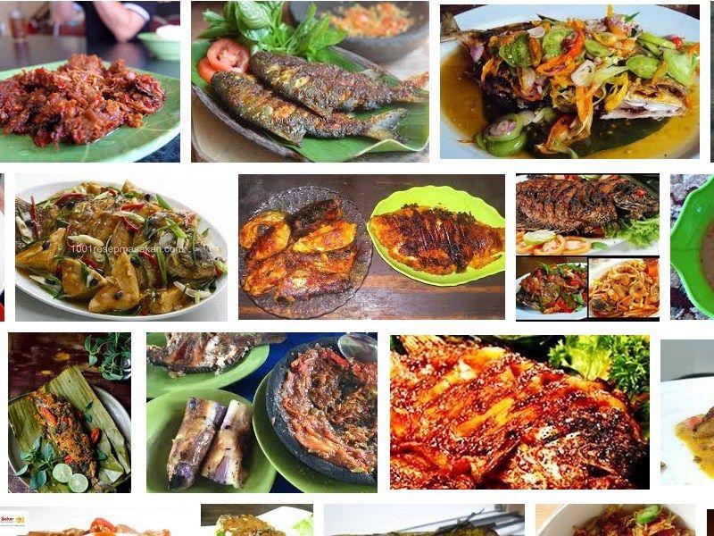 Resep Ikan Bakar Spesial