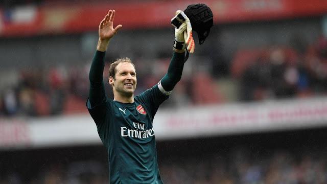 Jelang Arsenal Vs Spurs: Spesialnya Derby London Utara di Mata Petr Cech