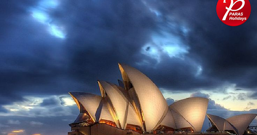 Australia Honeymoon Packages with Paras Holidays