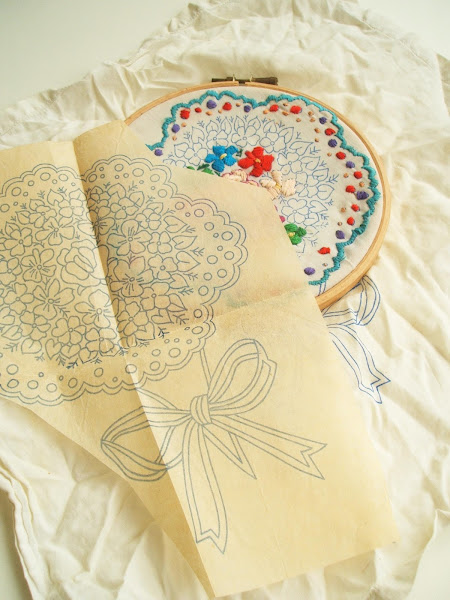 Me you and magoo vintage embroidery transfers my