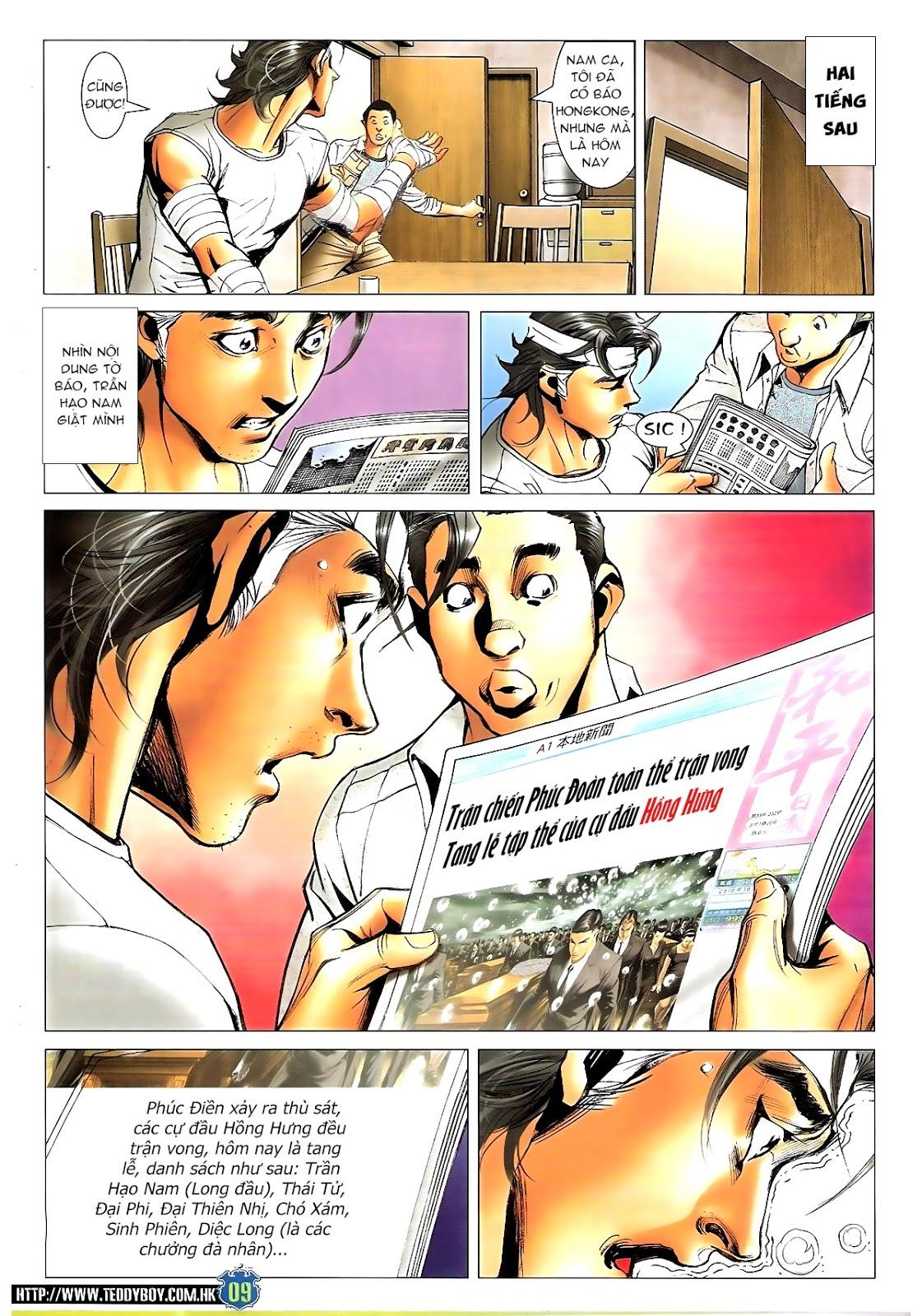 Người Trong Giang Hồ - Chapter 1390: Tự tìm đường chết - Pic 8