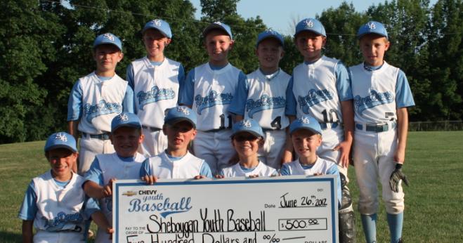 Sheboygan County Budget Auto >> Van Horn Auto Group Blog: Van Horn Auto Group Supports Sheboygan Youth Baseball