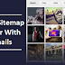 Grid View Sitemap For Blogger With Thumbnails / Images
