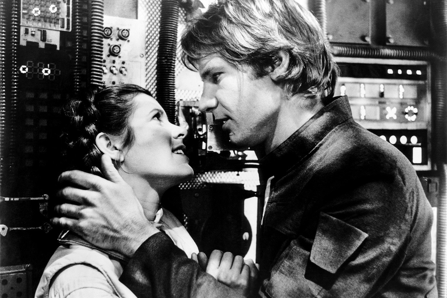 Carrie Fisher Was One Of A Kind, Says Harrison Ford -1854