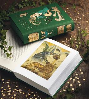 O Livro Verde das Fadas - The Folio Society - Andrew Lang