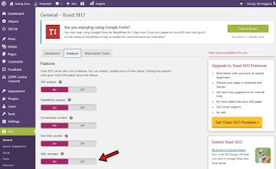 Cara Memasukkan Sitemap Ke Google Search Console