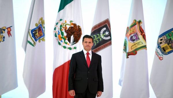Peña Nieto llama a la unidad ante el nuevo Gobierno de Trump