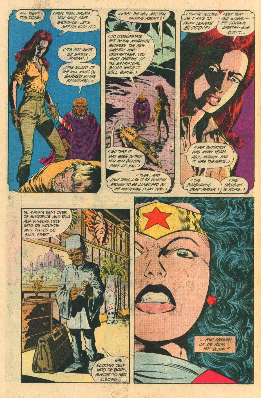 Read online Wonder Woman (1987) comic -  Issue #29 - 14