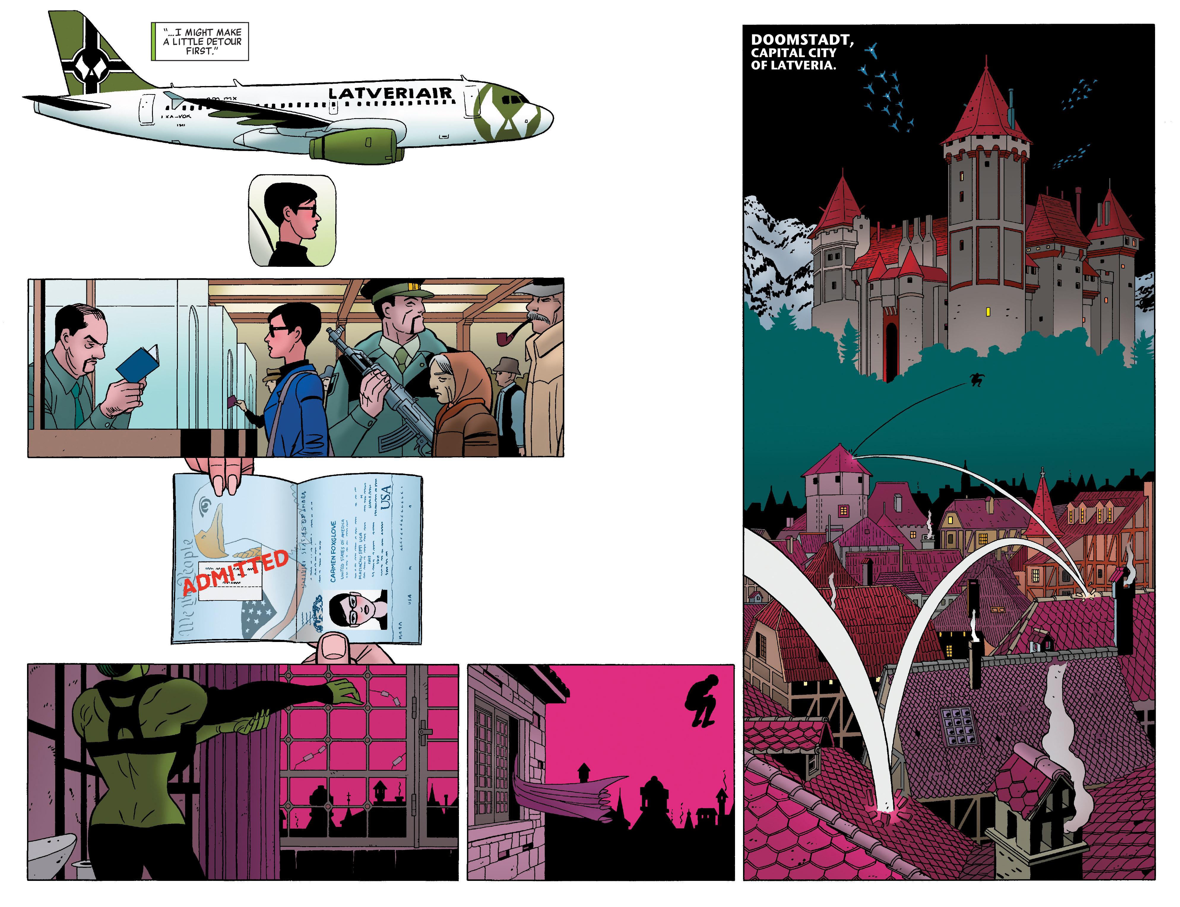 Read online She-Hulk (2014) comic -  Issue #4 - 8