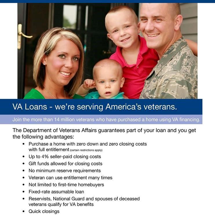 Kentucky VA Mortgage Refinance Guidelines
