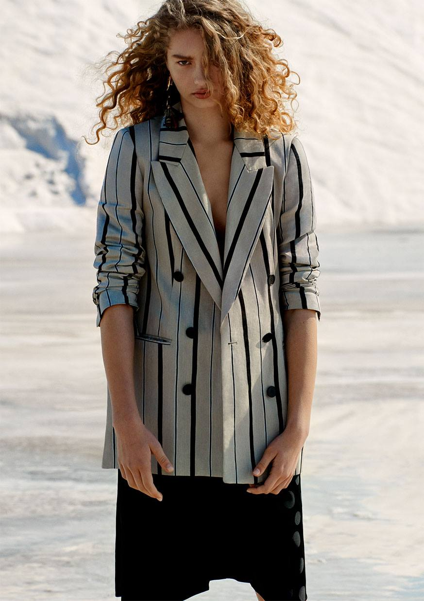 Zara Salt Lake Spring Summer 2018 Women Collection