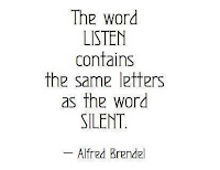 Alfred Brendel, quote, quote on silence,