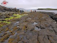 Escocia, Skye Island, An Corran Beach