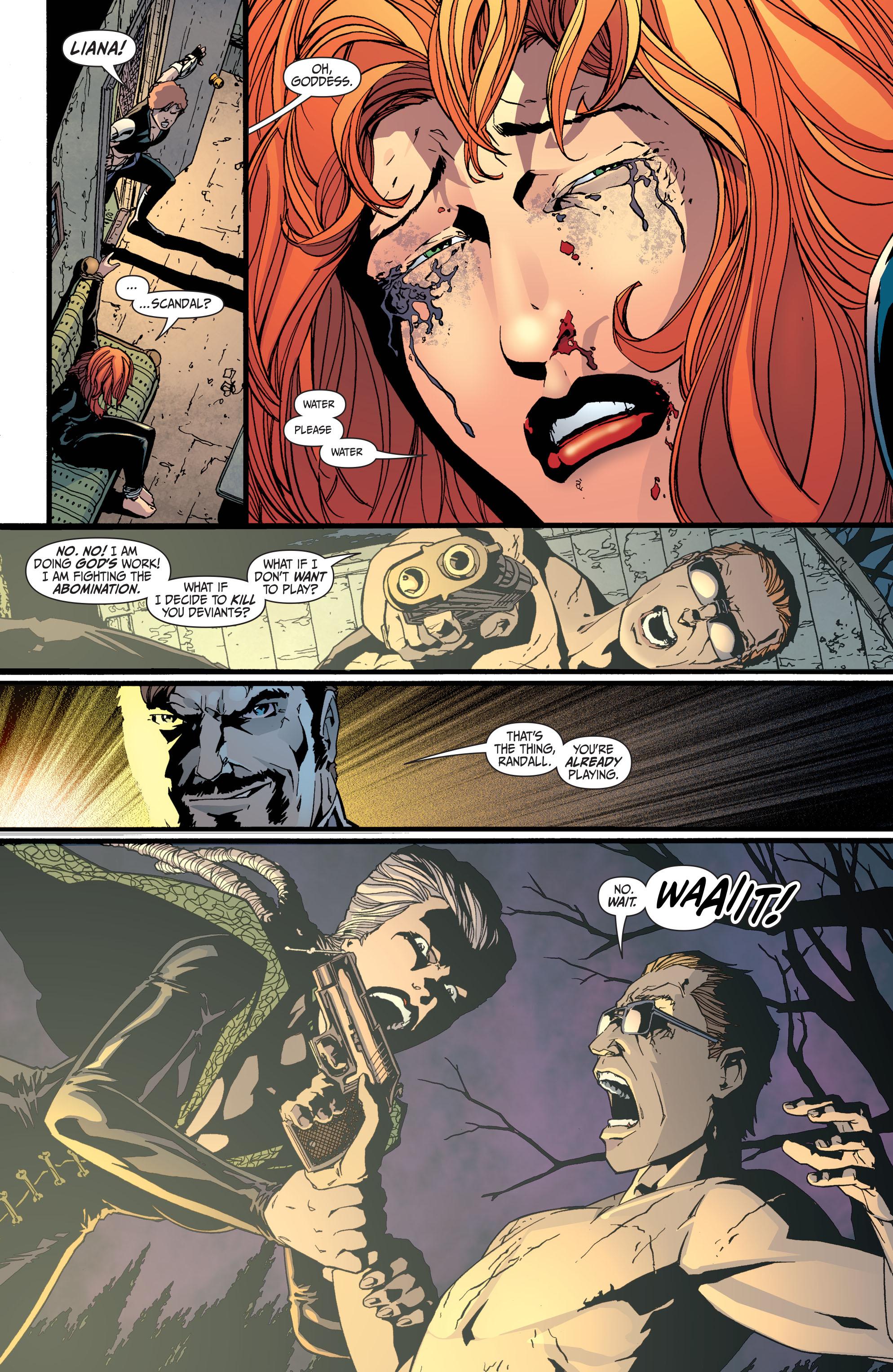 Read online Secret Six (2008) comic -  Issue #34 - 7