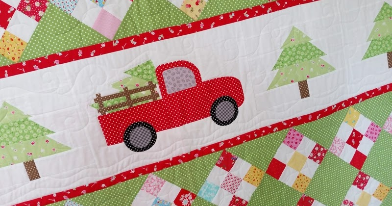 Podunk pretties christmas memories pattern giveaway for Red door design quilts