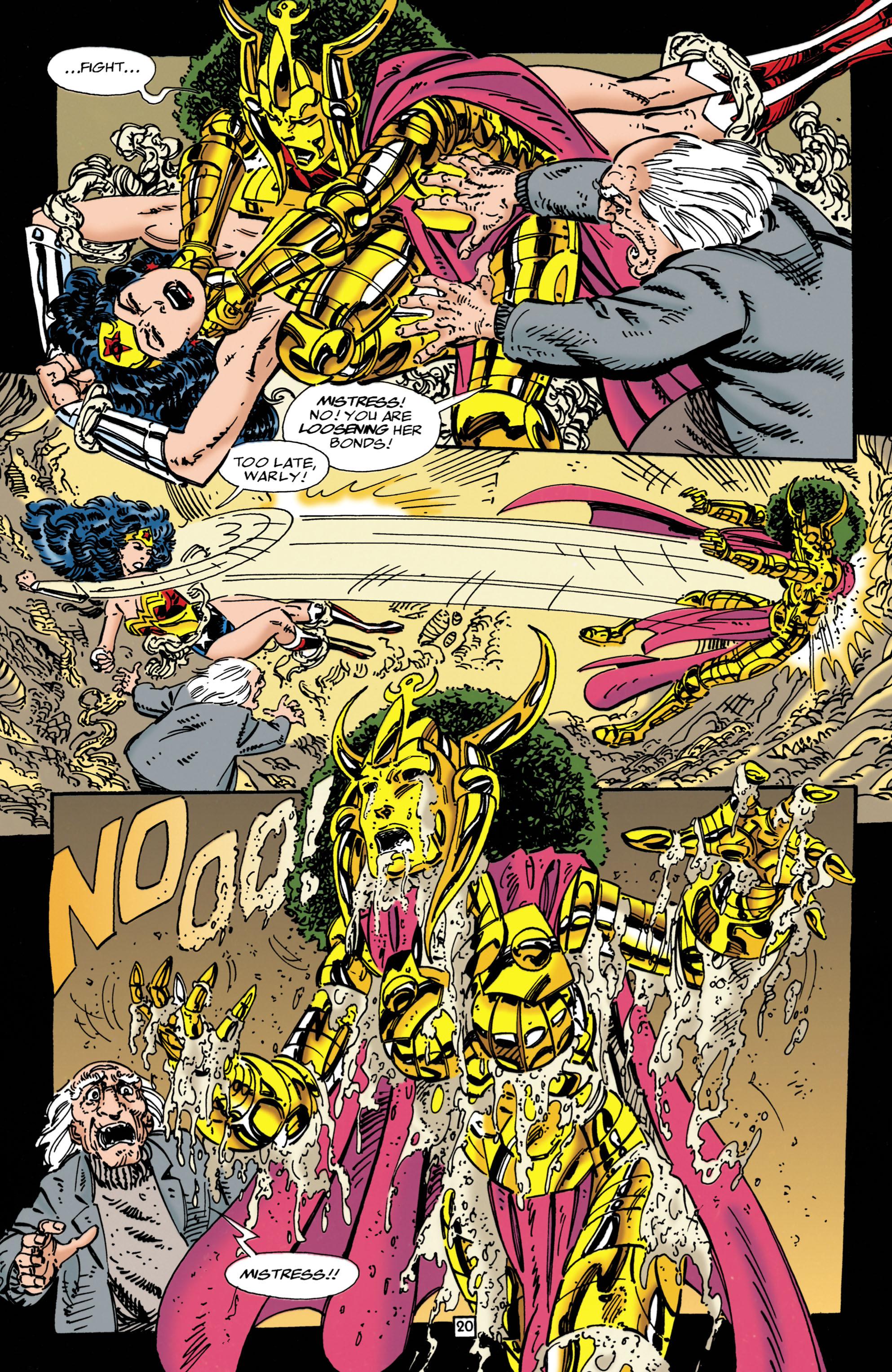 Read online Wonder Woman (1987) comic -  Issue #108 - 20