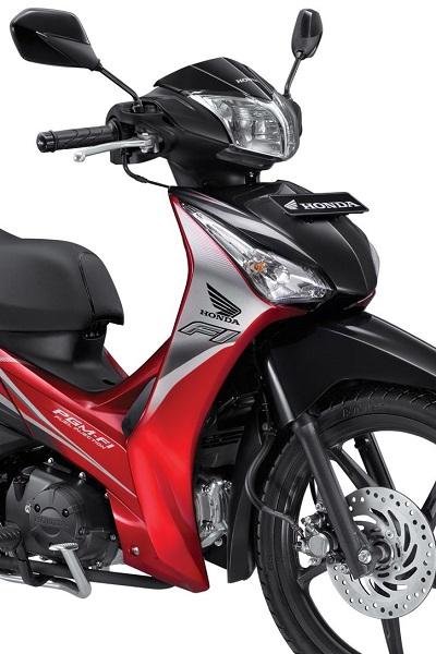 Honda Supra X 125 PGM FI HELM IN