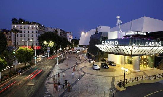Le Croisette Cassino Barrière de Cannes