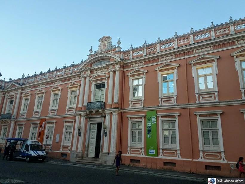 O que fazer em Salvador (Bahia) - Museu Afro-brasileiro