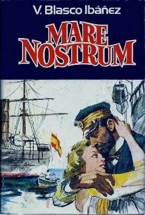 Portada del libro mare nostrum para descargar en epub y pdf gratis