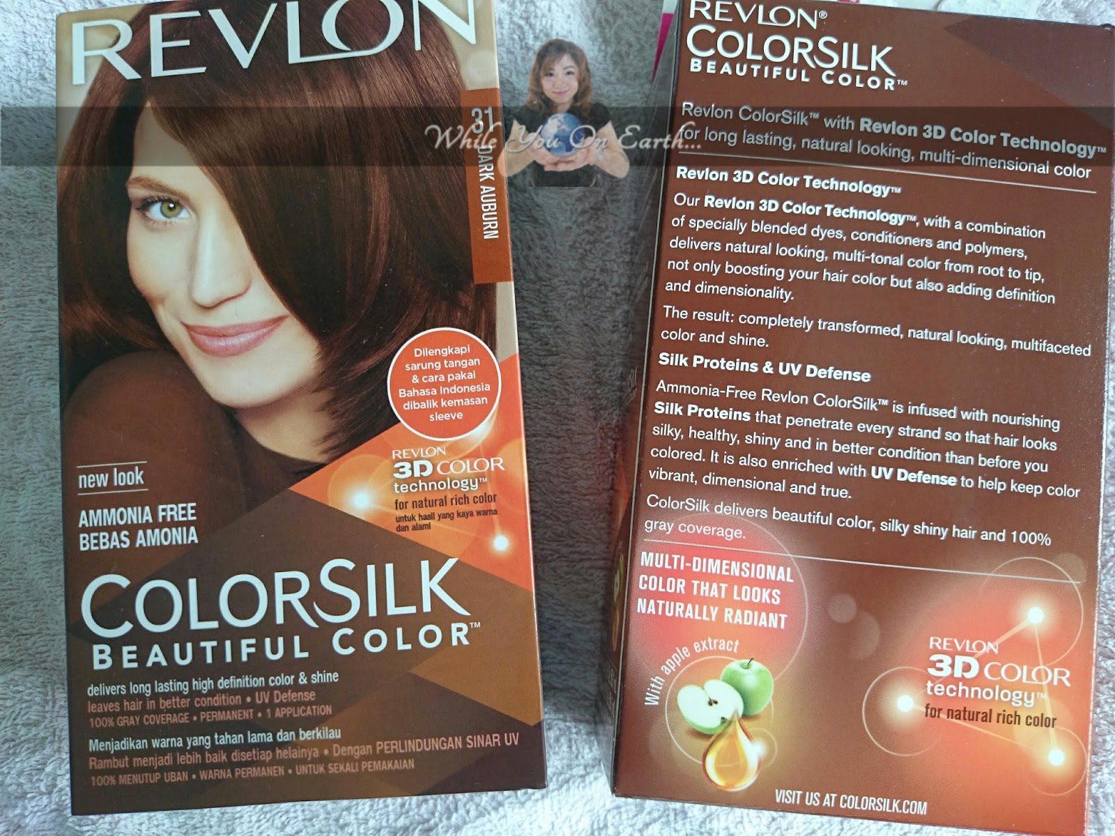Revlon Color Technology Delivers High Definition And Shine With Uv Defense Multi Dimensional Colors That Looks Radiant Rich