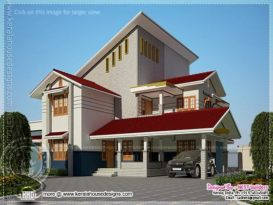 House 2500 sq-ft