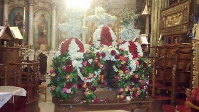 Άγιος Ταξιάρχης Μανταμαδου Λέσβου- Μ. Χατζηκοσταντη