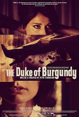 The Duke of Burgundy 2014 DVD R2 PAL Spanish