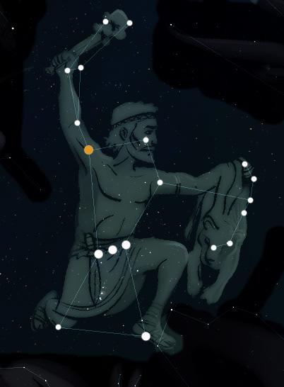 Resultado de imagem para constelação de hercules