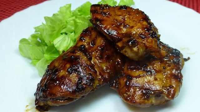 Pollo endiablado