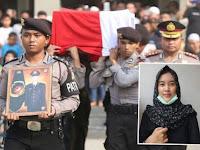 Begini Firasat Pacar Bripda Ridho Setiawan, Korban Bom Kampung Melayu Sebelum Kejadian, Kisahnya Bikin Terenyuh