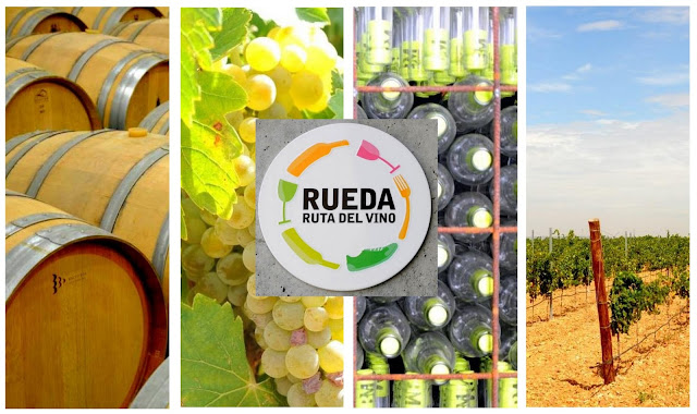 spaanse wijnen, ruedawijnen, wijntoerisme in spanje, oenotoerisme spanje, wijntoerisme, witte spaanse wijnen